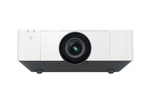 Sony+VPL%2DFHZ70+White+Laser+ Projector