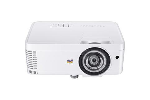 Viewsonic+PS600W+WXGA+Short+Throw+DLP+ Projector
