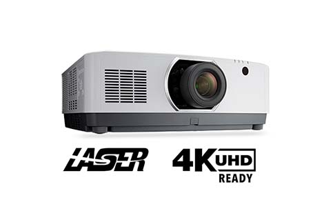 NEC+NP%2DPA703UL+7000%2DLumen+LCD+laser+ Projector