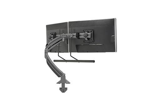 Chief+Manufacturing+K1D22HB+Kontour+K1D+Dynamic+Desk+Clamp+Mount