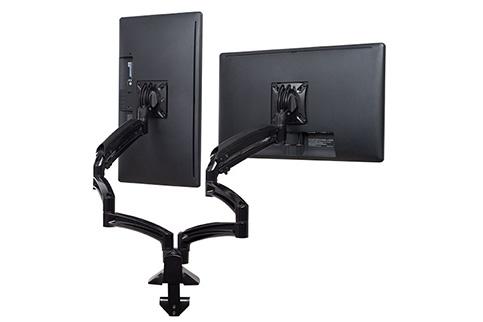 Chief+Manufacturing+K1D230B+Kontour+K1D+Dual+Monitor+Desk+Mount