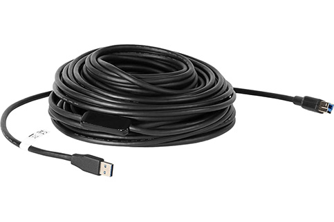 Vaddio+440%2D1005%2D023+USB+3%2E0+Type+A+to+Type+B+Active+Cable