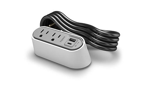 Wiremold+Desktop+Power+Center+Slim+%2D+2+outlet