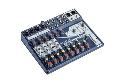 Soundcraft+Notepad%2D12FX+Mixer+with+Effects+and+USB