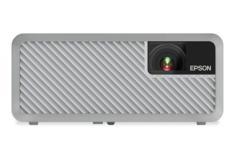Epson+EF%2D100+Mini%2DLaser+Streaming+White Projector