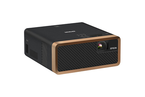 Epson+EF%2D100+Mini%2DLaser+Streaming+Black Projector