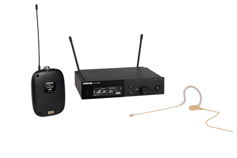 Shure+SLXD14%2F153T%2DG58+Wireless+System