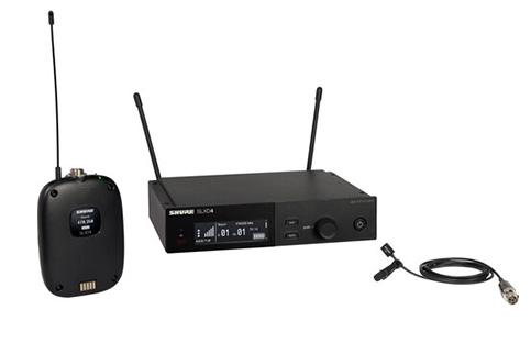 Shure+SLXD14%2F93%2DJ52+Wireless+Syst%2E+w%2F+Transmitter+%26+Mic%2E