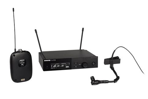Shure+SLXD14%2F98H%2DJ52+Wireless+w%2F+Transmitter+%26+Mic%2E