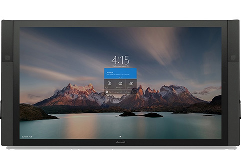 Microsoft+Surface+Hub+2S+85%22+4K+Display