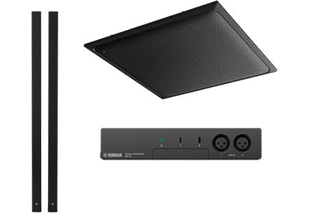 Yamaha+ADECIA+Ceiling+Mic%2C+Audio+Processor+%26+Spearkers