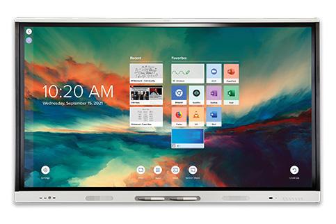 SMART+Board+MX086%2DV2+86in+4K+Interactive+Display+with+iQ