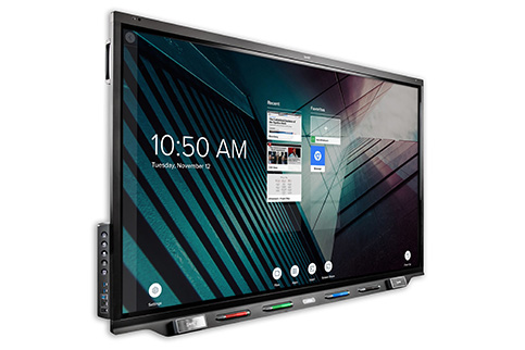 SMART+7086R+Pro+86in+Interactive+Display+with+iQ+