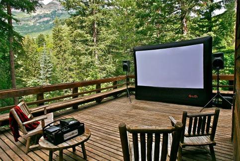 Open Air Cinema Home Series