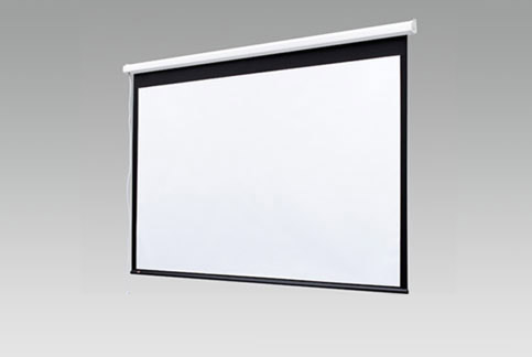 Projector People: Draper Projector Screen - Baronet