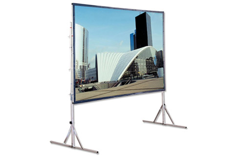 Projector People: Draper Projector Screen - Cinefold