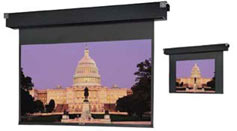 Projector People: Da-Lite Projector Screen - Dual Masking Electrol