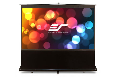 Projector People: Elite Projector Screen - ezCinema