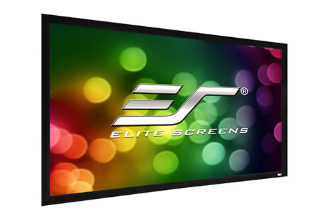 Projector People: Elite Projector Screen - Sable Frame 3D Series