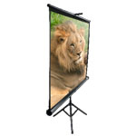 Projector People: Elite Projector Screen - Portable Tripod