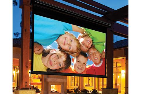 Projector People: Draper Projector Screen - Nocturne/Series E