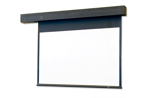 Projector People: Draper Projector Screen - Rolleramic