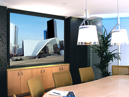 Projector People: Draper Projector Screen - Signature/Series E
