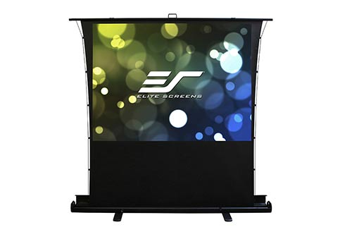 Projector People: Elite Projector Screen - ezCinema Tension