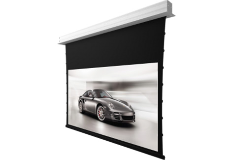Projector People: Screen Innovations Projector Screen - 5 Series Wide Commercial Motorized FL (Flush)