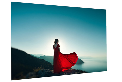 Projector People: Da-Lite Projector Screen - FullVision