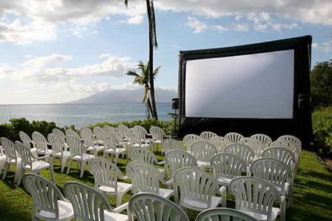 Open Air Cinema Pro Series