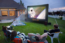 Open Air Cinema Home Series