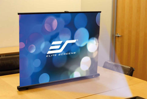Projector People: Elite Projector Screen - PicoScreen Series