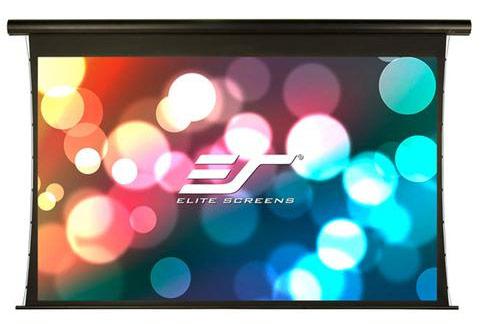 Projector People: Elite Projector Screen - Saker Tension AcousticPro UHD Series
