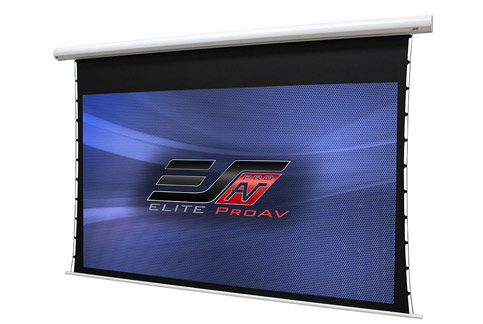 Projector People: Elite Projector Screen - Saker Tab-Tension ALR