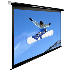 Projector People: Elite Projector Screen - Spectrum Electric Screen